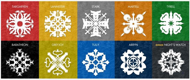 got-snowflakes
