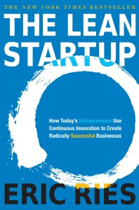 Llean Startup Book Cover