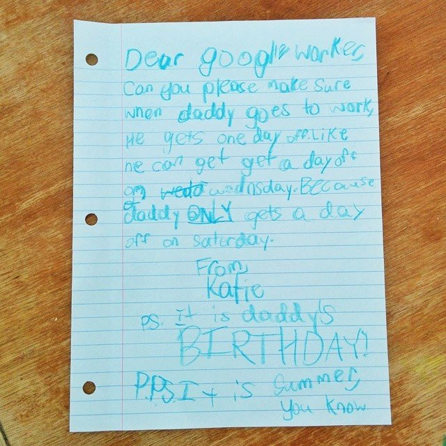 little-girl-google-letter