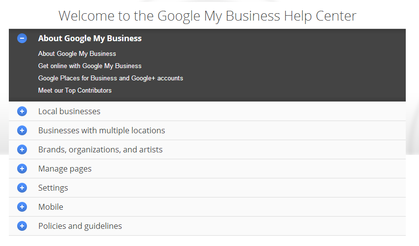 google my business how to add new user