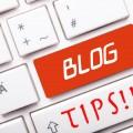 Blog-tips
