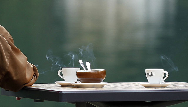 Have a coffee with your prospective client and put your listening ears on.