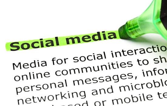 bigstock--social-Media-Highlighted-In--21099278