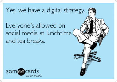 Embracing digital