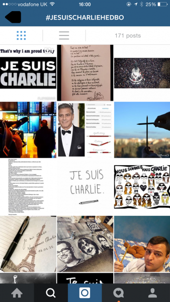 Je Suis Charlie 1