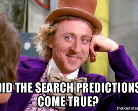 Search Predictions