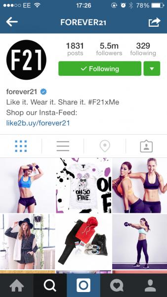 forever21 like2buy