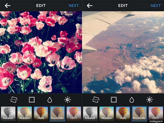 Instagram Nashville filter