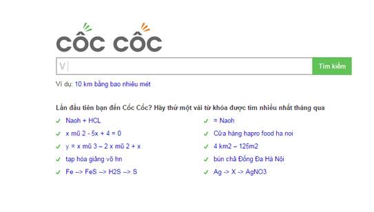 Coc Coc - Vietnam's Google