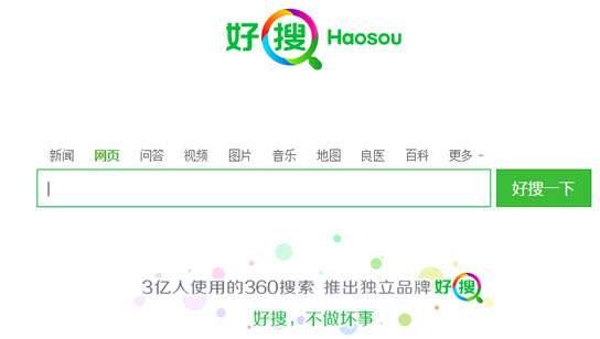Haosou - Formerly Qihoo 360