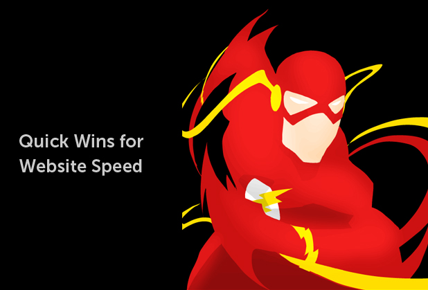 Quick wins - optimising your website for speed
