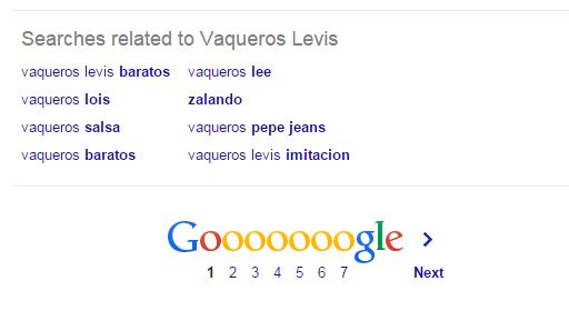 05 - Pantallazo Related searches