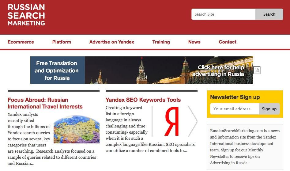 RussianSearchMarketing