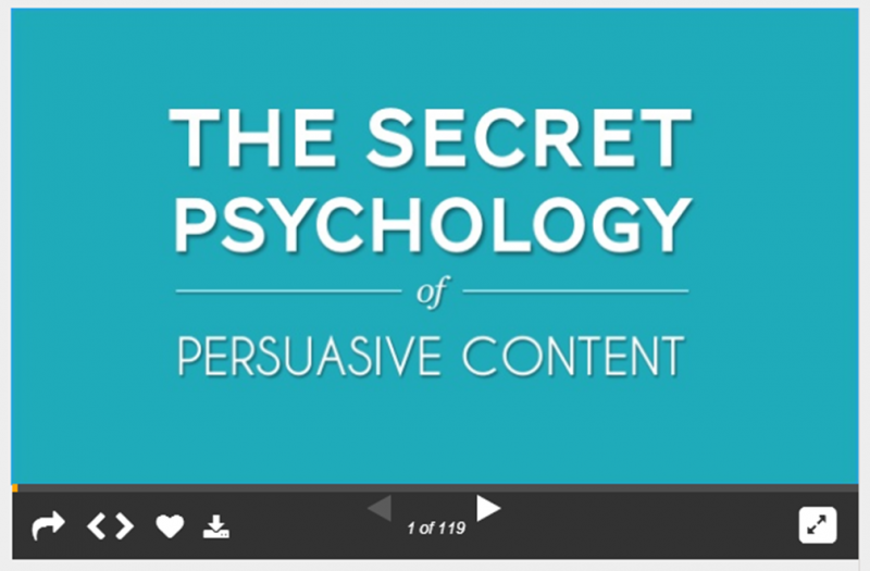 Secret of Psychology - State of Digital