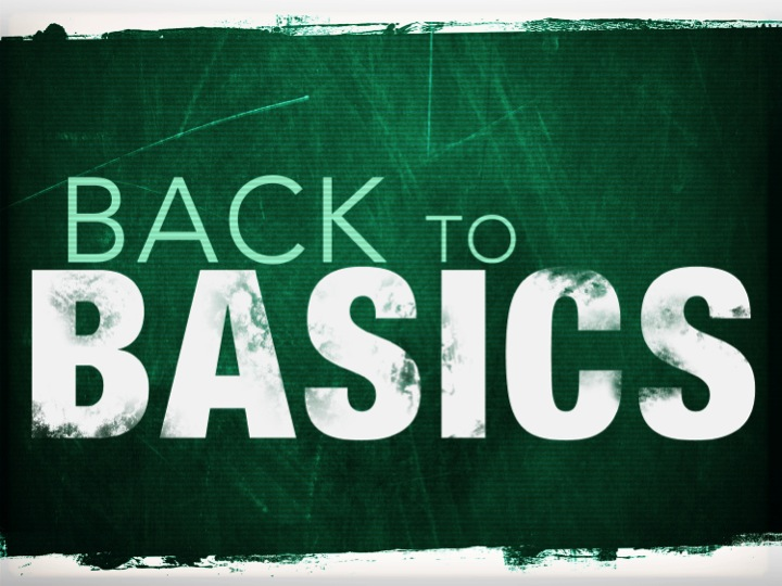 Back to Basics - State of Digital
