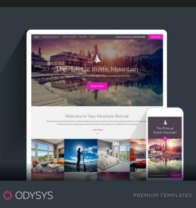 Odysys Hotel Mobile Platform