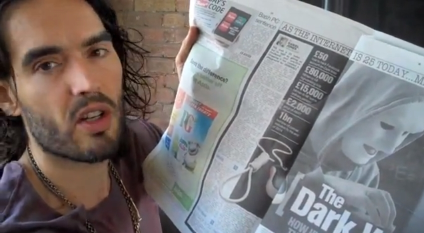 SOD-Russell Brand