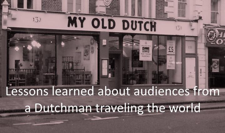 Dutchman-learnings