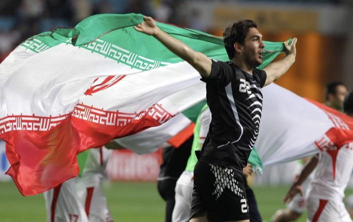Iran-football