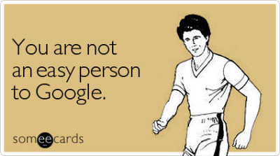 SOD_ Easy Person to Google