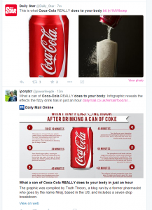 Sod- Coca Cola