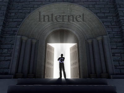 Google - Gatekeeper of the Internet