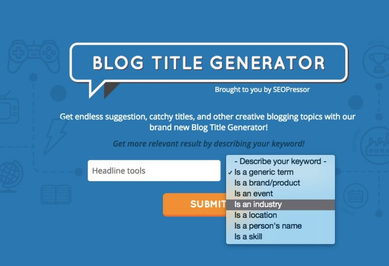 Blog_Title_Generator_By_SEOPressor