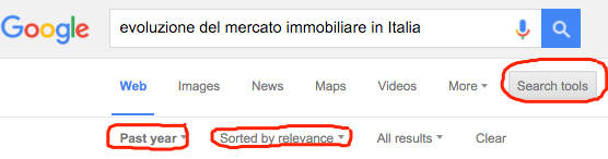 evoluzione del mercato immobiliare in Italia - Google Search Google Chrome, hoy at 11.40.18