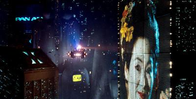 Blade Runner DOOH