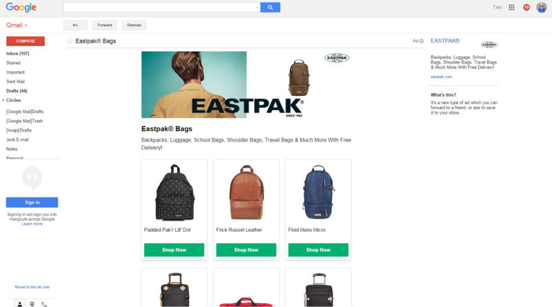 GSP3 Eastpack