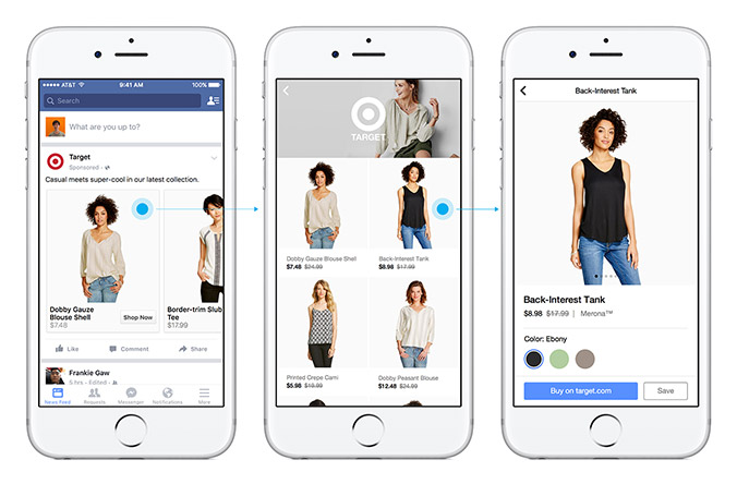 Guide to Facebook Canvas Ads - State of Digital