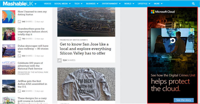 Display Advertising Viewability