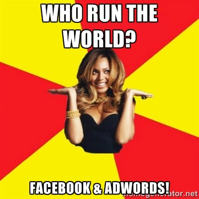 facebook adwords