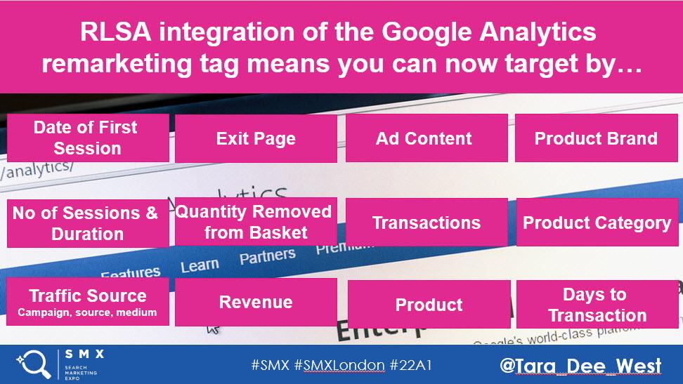 how to set up remarketing in google analytics