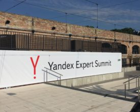 YES yandex expert summit