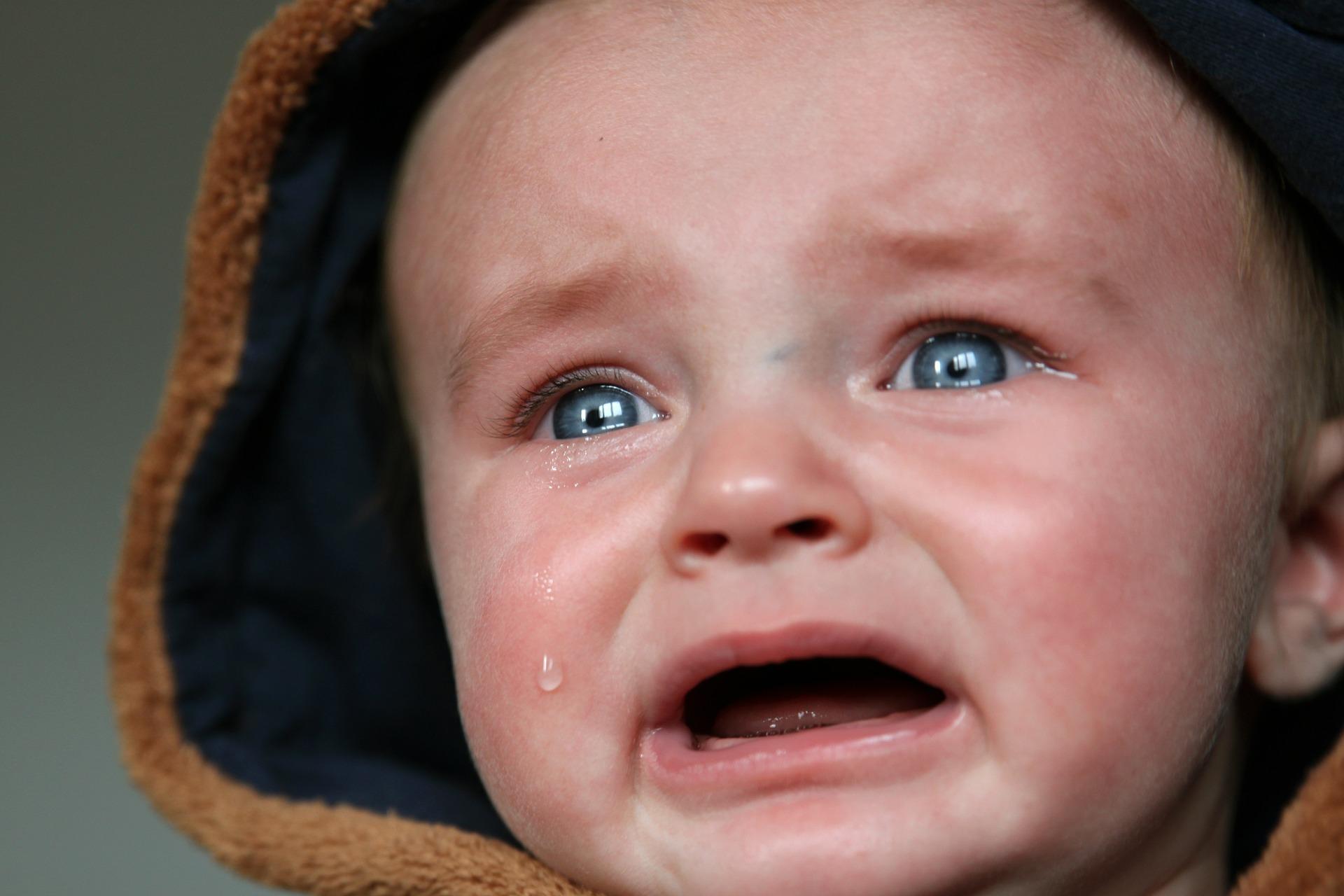 emotional baby