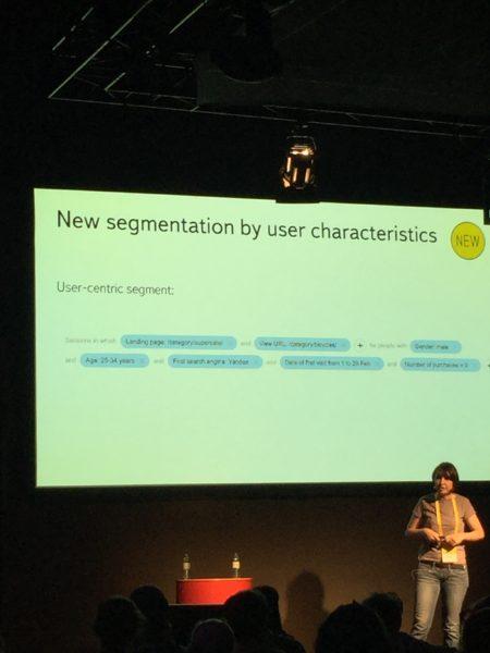 yandex metrica segmentation