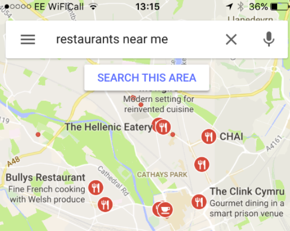 Resturants Near Me Local SEO