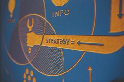 Example marketing board digital strategy 2017
