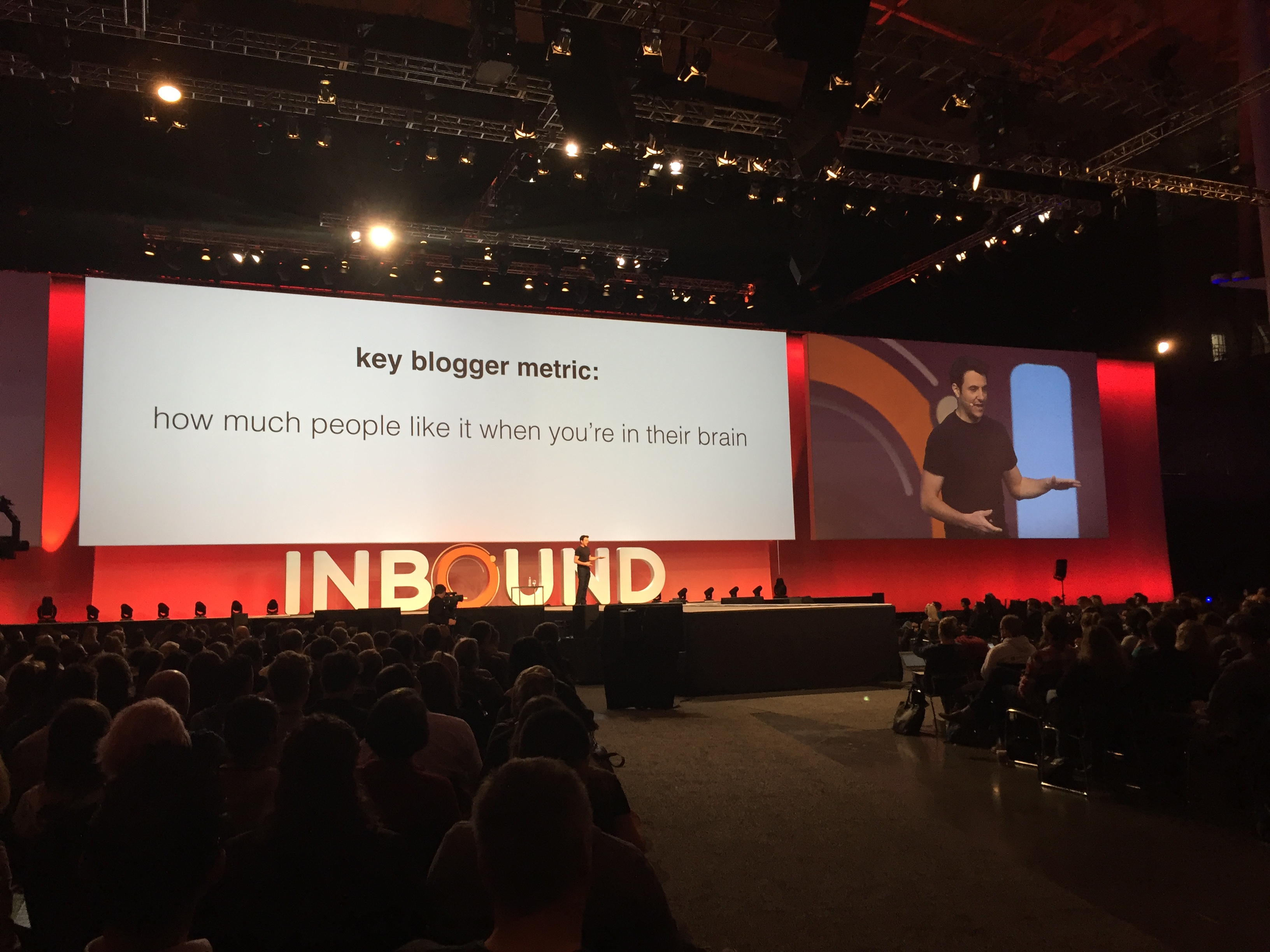 Tim Urban at Inbound16