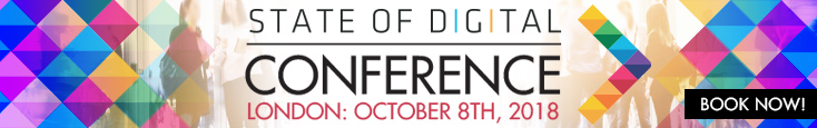 State of Digital Conference: Oct 8