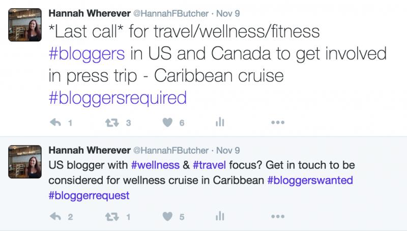 bloggertrip
