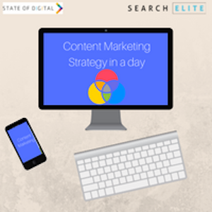 Content Marketing Strategy in a day