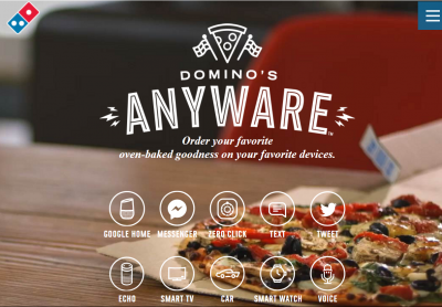 Domino's Chat Bot