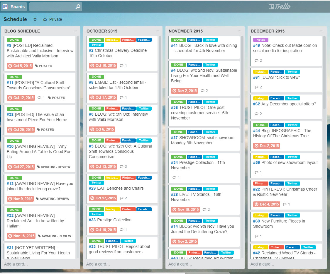 how to change the owner of a trello board