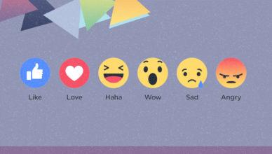 Emoji's of social media