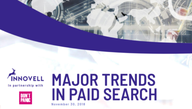 Major Trends in Paid Search report