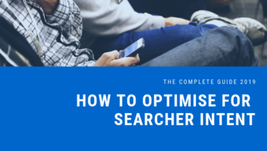How to optimise for search intent
