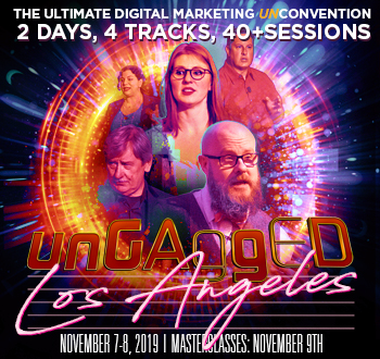 Sponsoring UnGagged Los Angeles 2019