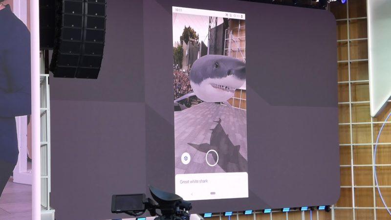 shark-AR-on-stage-at-Google-IO